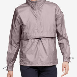 Bunda Under Armour Impasse Synch Wind Jacket Růžová - MVStore.cz