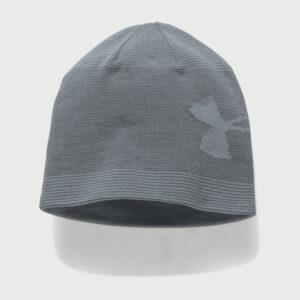Čepice Under Armour Men's Billboard Beanie 2.0 Šedá - MVStore.cz
