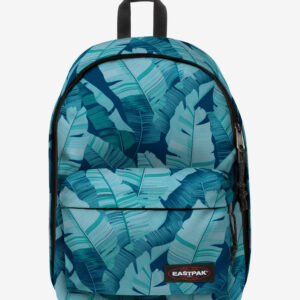 Batoh Eastpak Out Of Office Brize Banana Modrá - MVStore.cz