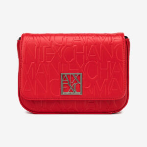 Cross body bag Armani Exchange Červená - MVStore.cz