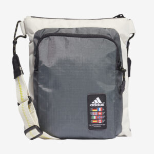 Explorer Primegreen Graphic Cross body bag adidas Performance Bílá - MVStore.cz