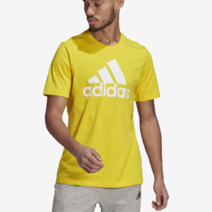 Essentials Big Logo Triko adidas Performance Žlutá - MVStore.cz
